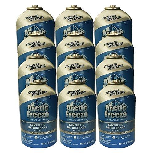 Cans R 134a Arctic Freeze Refrigerant product image