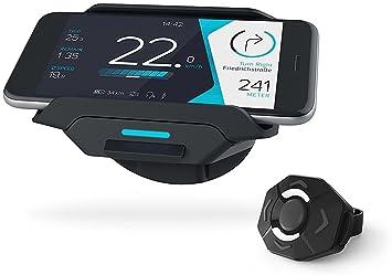 Fahrradcomputer Großes Display : Cobi sport innovatives fahrradsystem mit 3d navigation universal