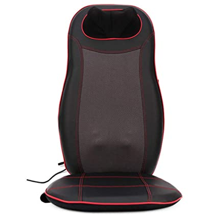 Amazon.com: PBQWER Shiatsu - Cojín para asiento de masaje ...