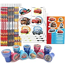 Generic set Disney Cars 3 Party Favor Set