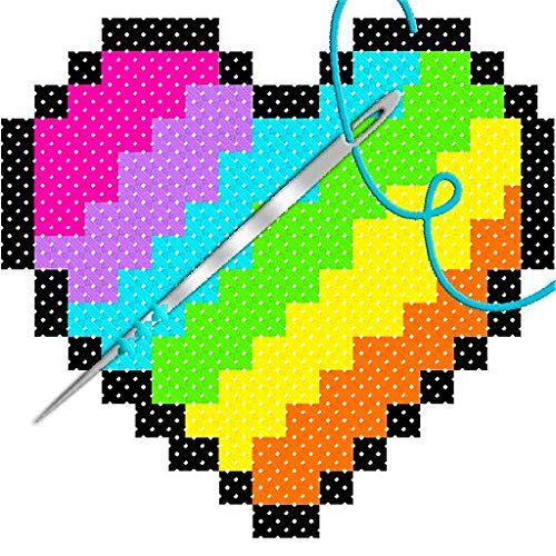 Amazon Com Cross Stitch Paint By Number Pixel Art Sandbox Coloring Pages Appstore For Android
