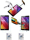 ACM Pack of 2 Tempered Glass Screenguard for Asus Zenpad 8.0 Z380kl Tablet Screen Guard Scratch Protector