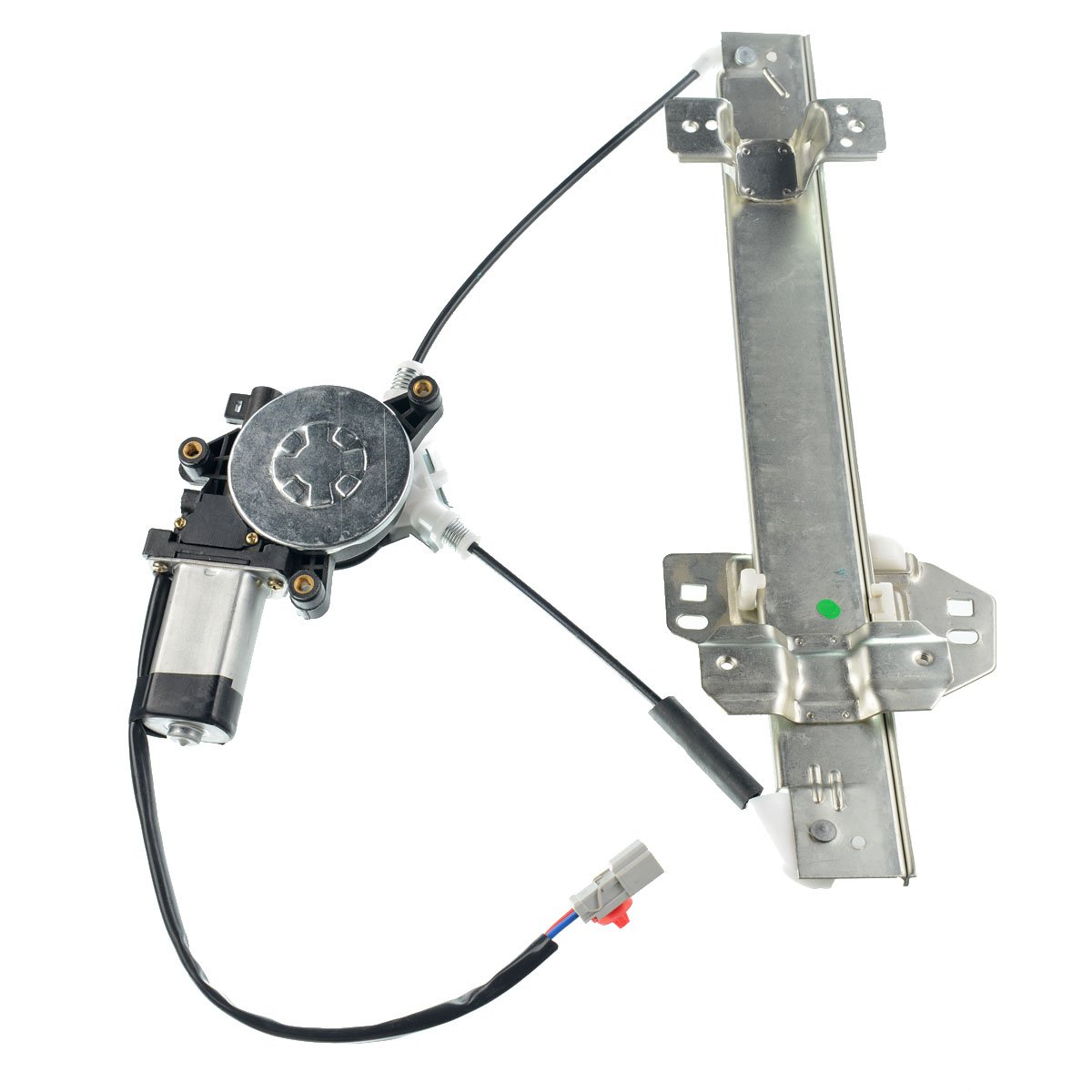 A-Premium Power Window Regulator with Motor for Acura RL 1998-2004 Sedan Rear Left Driver Side