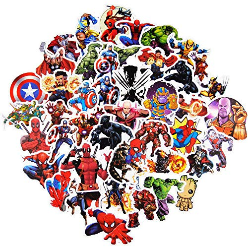 Top 10 best marvel vinyl stickers for wall