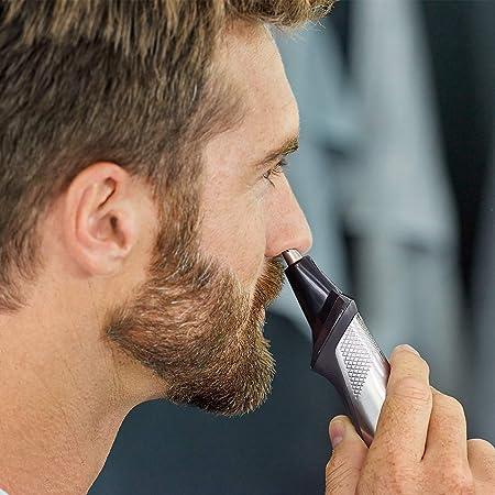 Philips Series 7000 12-en-1 Ultimate Multi Grooming Kit para accesorios de barba, cabello y cuerpo con recortador de nariz - MG7735 / 33