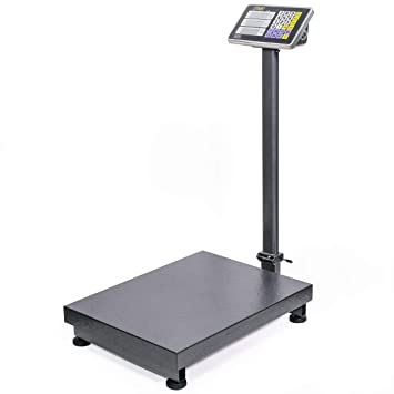 Amazon.com: XtremepowerUS - Báscula digital de peso de 600 ...