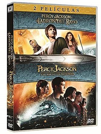 Pack: Percy Jackson Y El Ladr??n Del Rayo + Percy Jackson Y El Mar De Los Monstruos: Amazon.es: Cine y Series TV