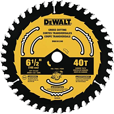 DEWALT DWA161240 Circular Saw Blade