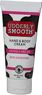 product image for Udderly Smooth Extra Care Cream with Urea for Dry Skin, Unscented