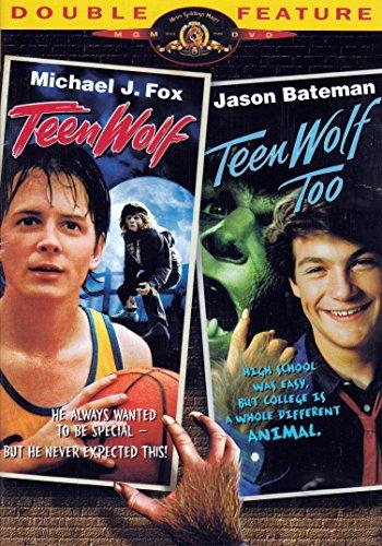 TeenWolf & Teen Wolf Too Double DVD