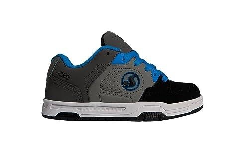 DVS Shoes Kids Havoc D/K/HAVOC FA BGYT - Zapatillas de skate de cuero nobuck para niño, color negro, talla 33: Amazon.es: Zapatos y complementos