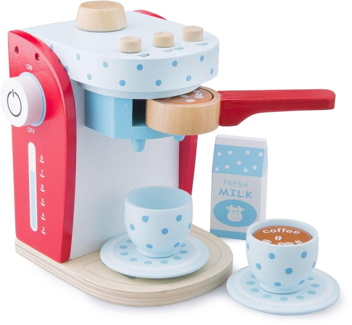 New Classic Toys Kaffeemaschine aus Holz