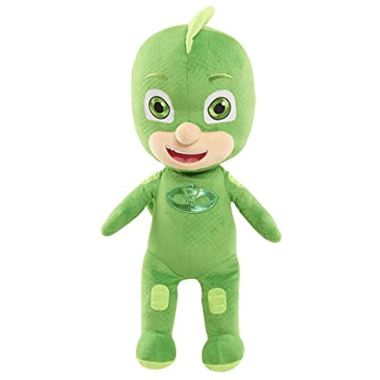 Disney Junior PJ Masks Gekko Exclusive 20-Inch Plush