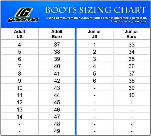 Amazon Com Gaerne Sg10 Mens Black Motocross Boots 11 Automotive