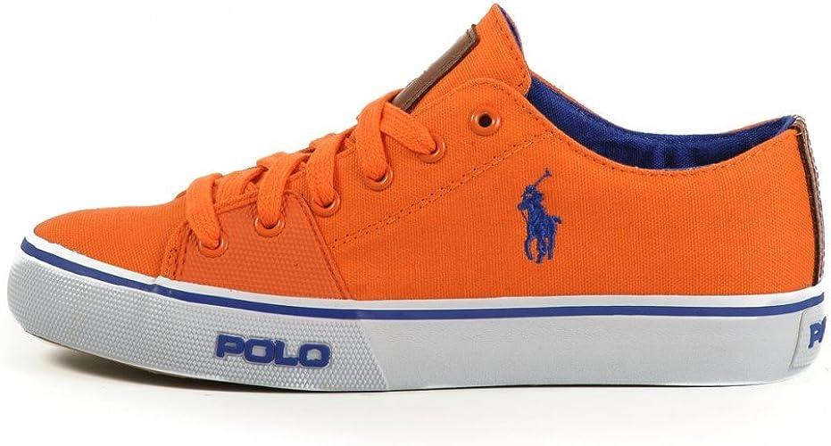 Polo Ralph Lauren - Zapatillas para Mujer Naranja Naranja 41 ...