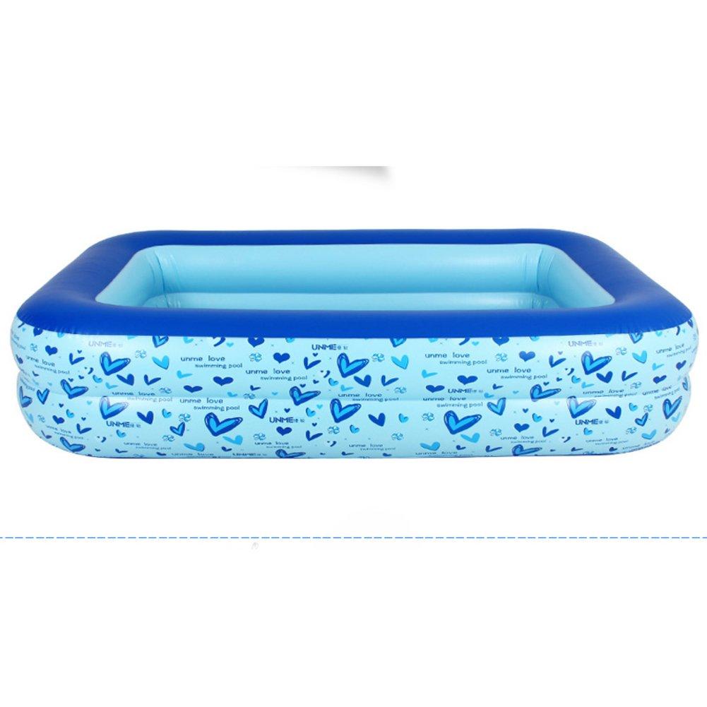 Infant Kinderbecken/Aufblasbare überdimensioniert gepolsterten Pool/Home-adult Babys Baby Planschbecken/Ozean Wasserball Billard-A