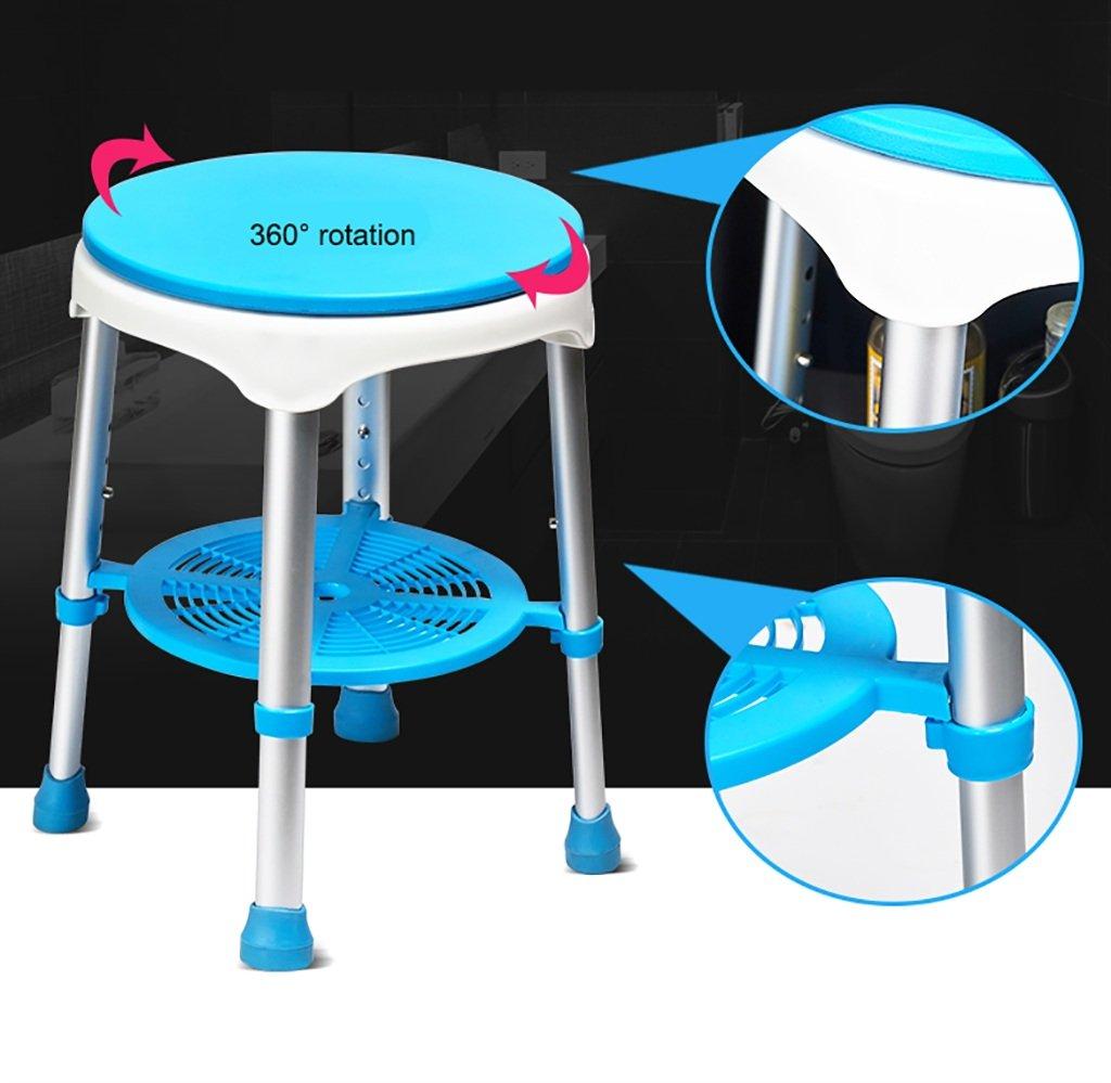 Amazon.com: YUD-YJ Swivel Bathtub Aluminum Bathtub 360° Swivel ...