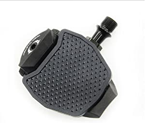 XOSS Clipless Pedal Adapter to Flat Pedal Bike Pedal Covers for Shimano SPD-SL Look KEO Road Pedals