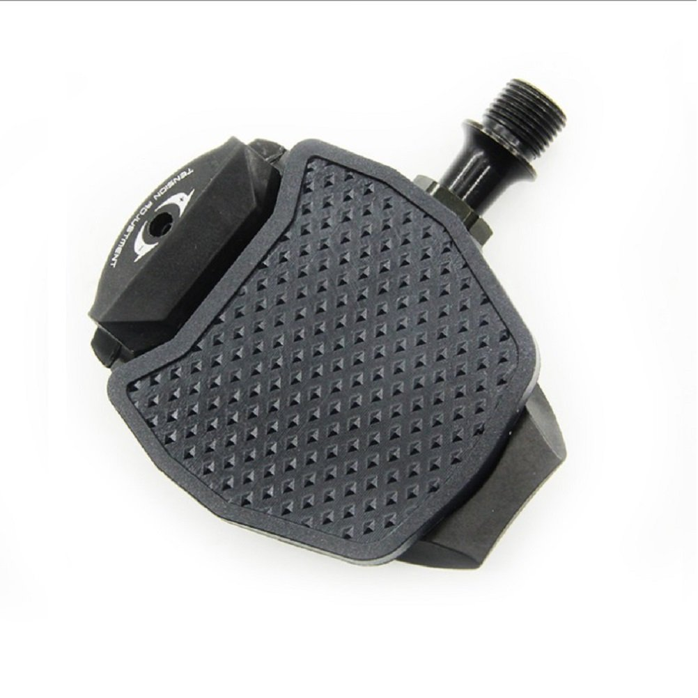 74b85487f XOSS Clipless Pedal Adapter to Flat Pedal Bike Pedal Covers for Shimano SPD-SL  Look KEO Road Pedals  Amazon.ca  Sports   Outdoors