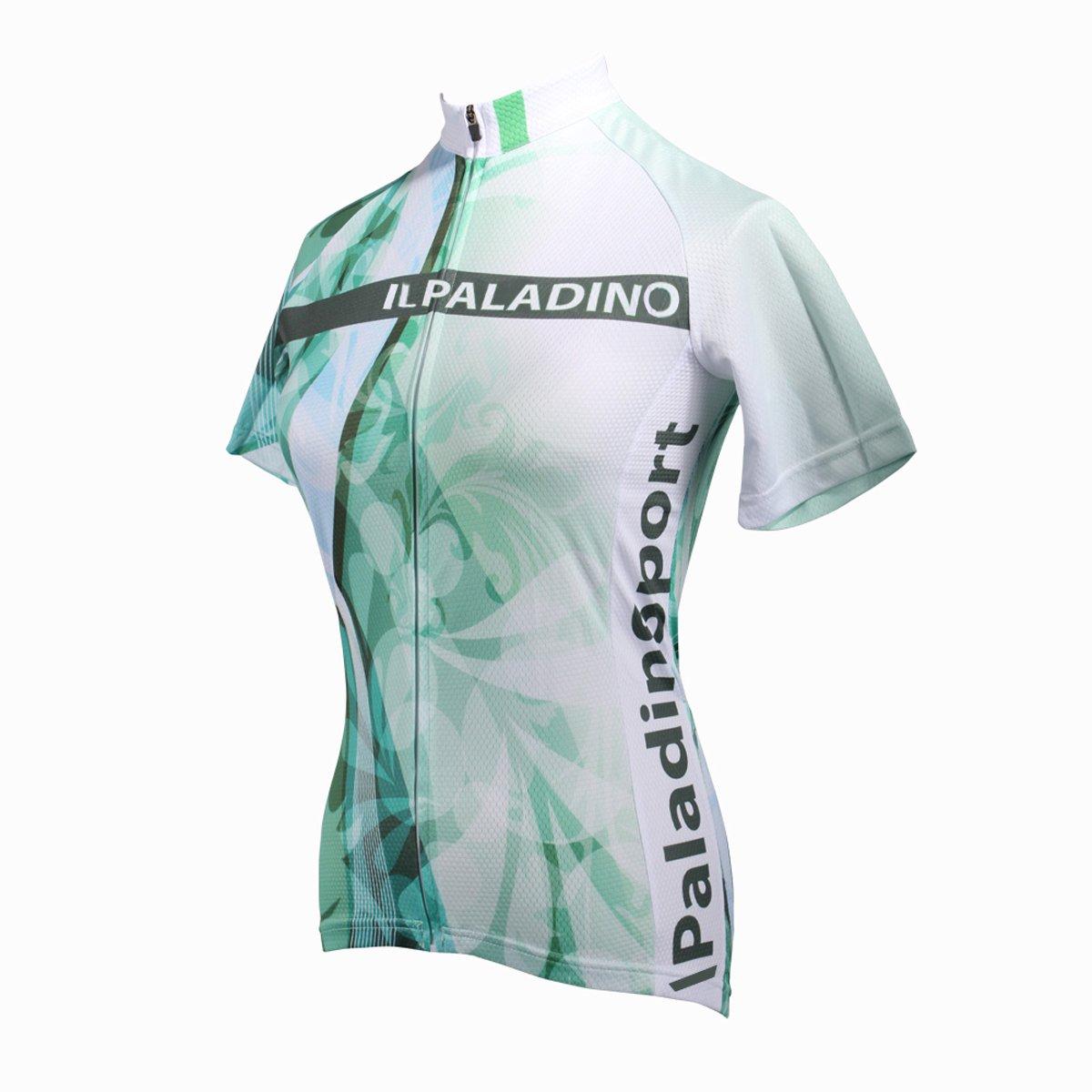 Amazon.com   Ilpaladino Women s Cycling Shirts Tight Design Bike Jerseys  for Outdoor Sports   Sports   Outdoors afee7248b