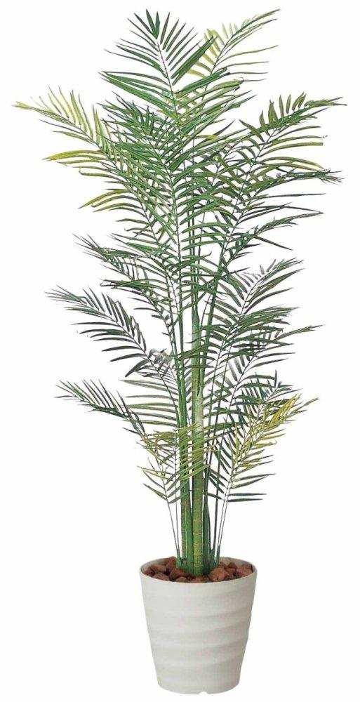 tree-h/観葉植物 造花 光触媒 トロピカルアレカパーム 180cm B00RL76FUE