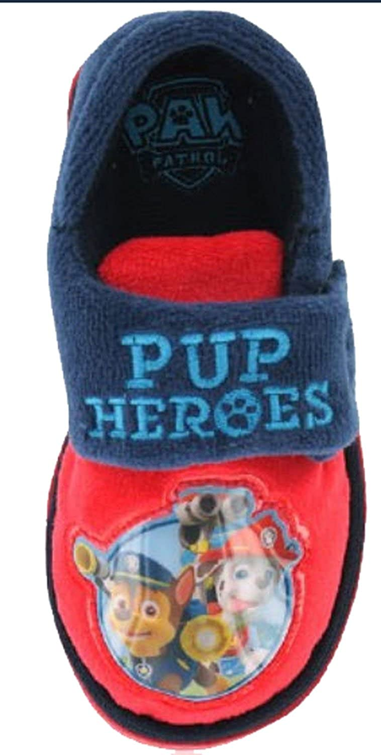 Socks Uwear Boys Kids Quality Paw Patrol Heroes Cartoon Character Slipper:  Amazon.co.uk: Shoes & Bags