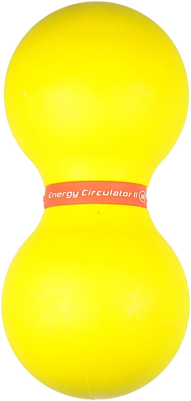 Energy Calculator 2-100/% Naturkautschuk top Qualit/ät 1 St/ück Venedium Faszienball Duoball Doppelball Selbstmassageball Faszienrolle Massagerolle