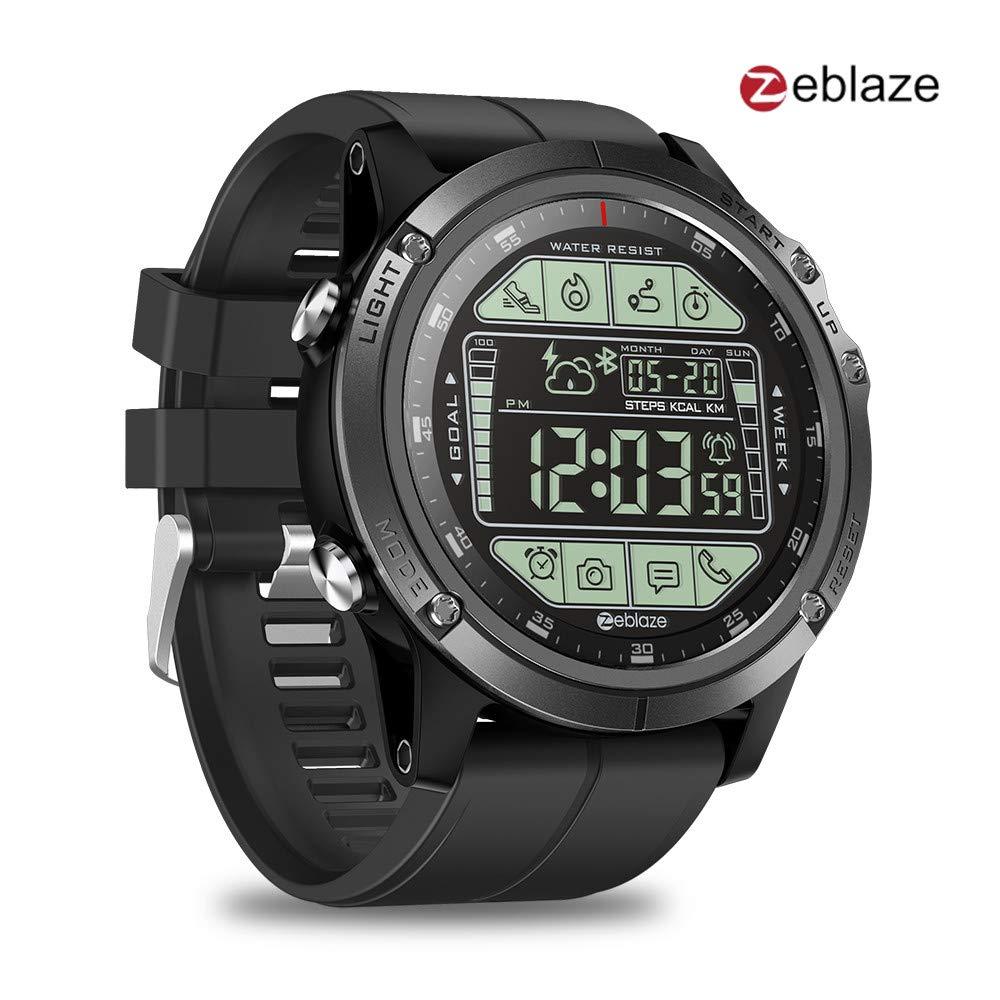 Amazon.com : Zeblaze Vibe 3S Rugged Outdoor Sport Smartwatch ...