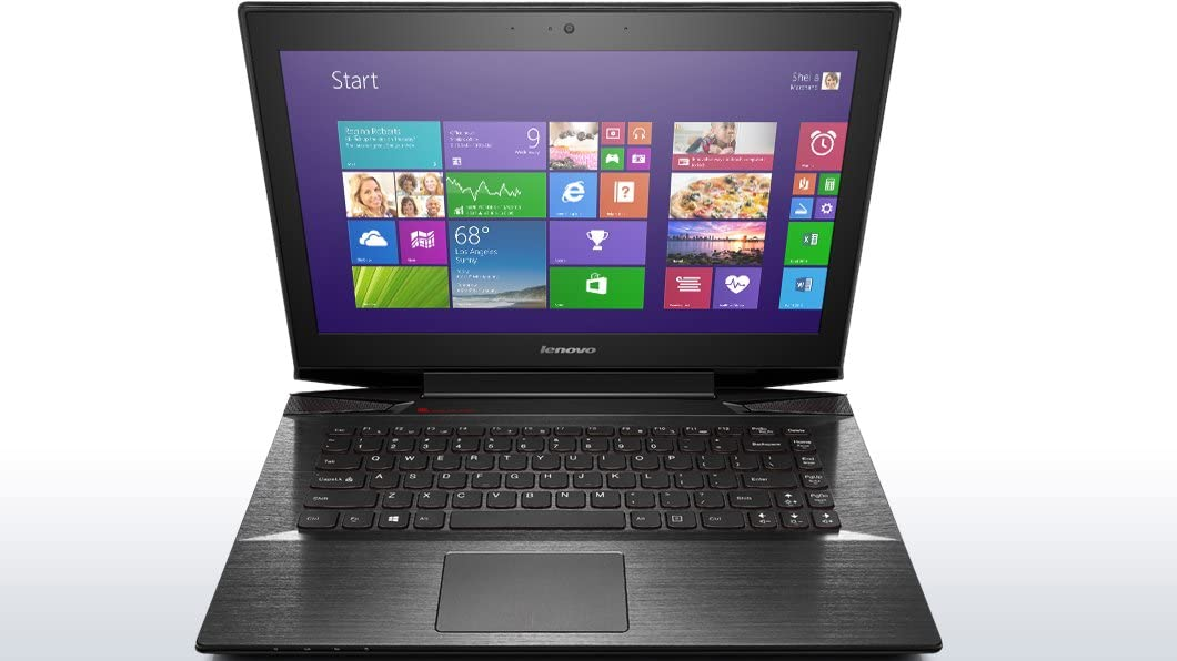 "Lenovo Y40-80 Laptop -Core i7-5500U, 512GB SSD, 8GB RAM, 14.0"" Full HD Display, AMD Radeon R9 M275 4GB"