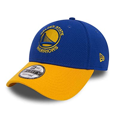 22ed3994672f9 NewEra Team Mesh 9Forty Cap ~ Golden State Warriors  Amazon.es  Ropa y  accesorios