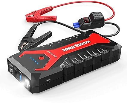 Amazon.com: DBPOWER 2000A 20800mAh Arrancador de batería ...