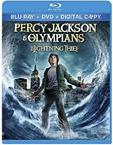 percy jackson the olympians the lightning thief blu ray logan lerman kevin. Black Bedroom Furniture Sets. Home Design Ideas
