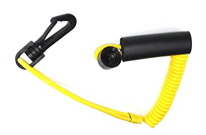 JSP Brand Replaces Sea-Doo XP GTS GTS SP SPX Floating Safety Lanyard  Ignition Cap Key Stop Switch 278001431 Non DESS