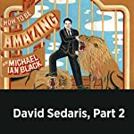 David Sedaris, Part 2 | Michael Ian Black,David Sedaris