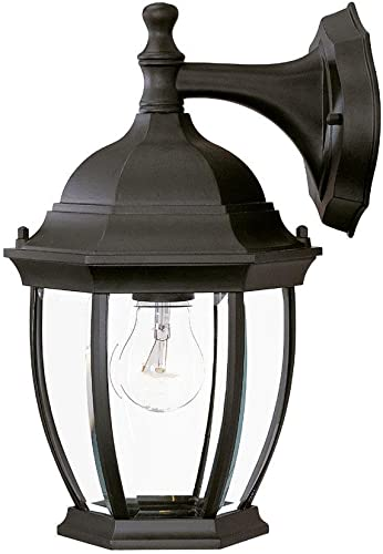 Acclaim 5035BK Wexford Collection 1-Light Wall Mount Outdoor Light Fixture