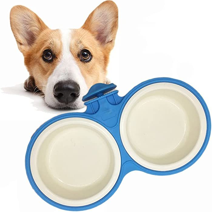 The Best Water And Food Bowl For Crate