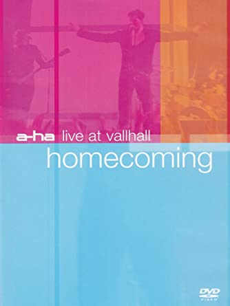 a-ha live at vallhall homecoming