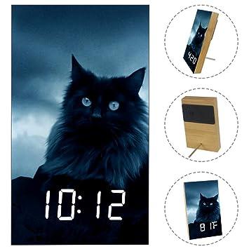 Amazon.com: Lovers - Reloj despertador digital para ...