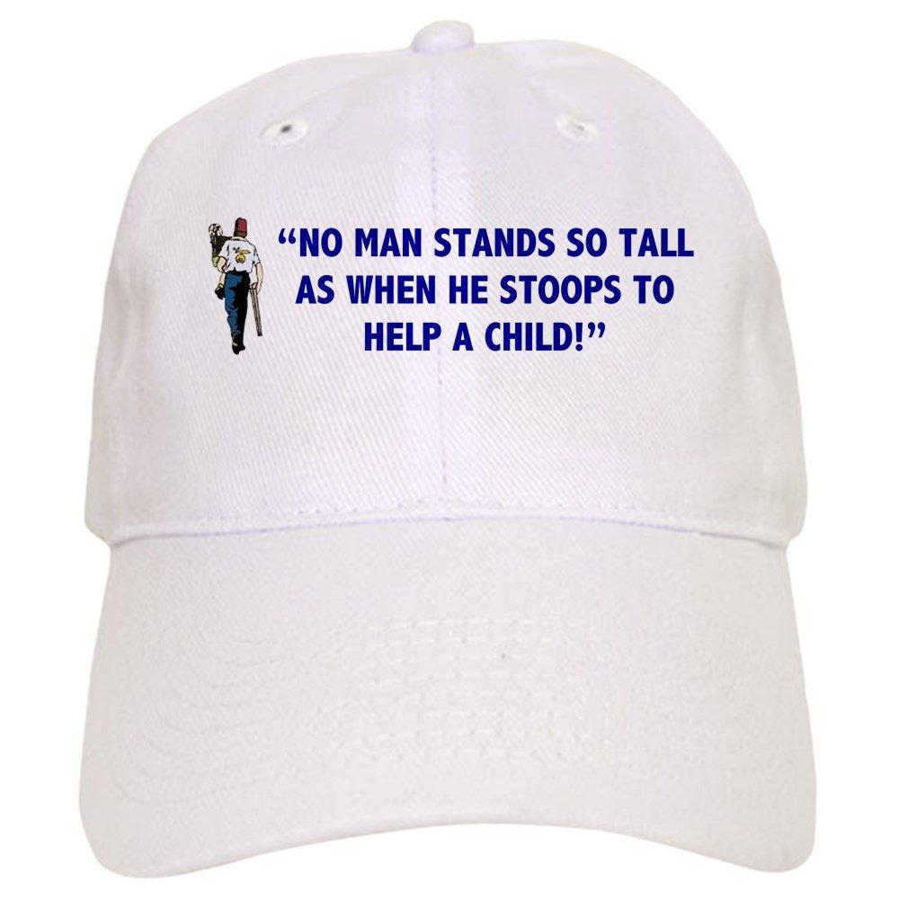 Amazon.com  CafePress - Shrine Baseball - Baseball Cap with Adjustable  Closure ed9cb8a59c55
