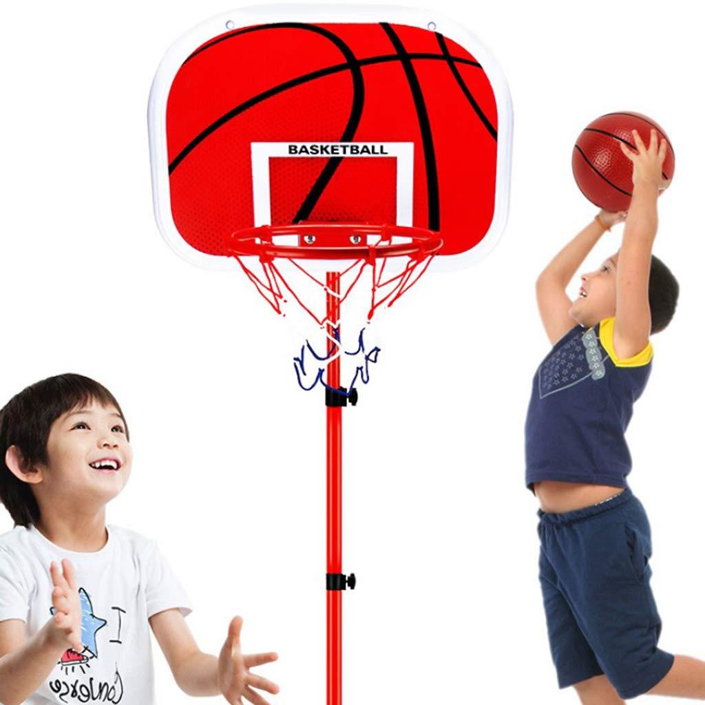 Homyl Basket Jouet Basketball Stands Basketball Hoop Paniers de Basket sur Pieds pour Enfants et Adolescents