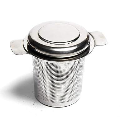 VAHDAM, infusor de te clásico | infusionador- infusor | Infusores de té para té suelto | 18/8 acero inoxidable Loose Tea Steeper | Los mejores ...
