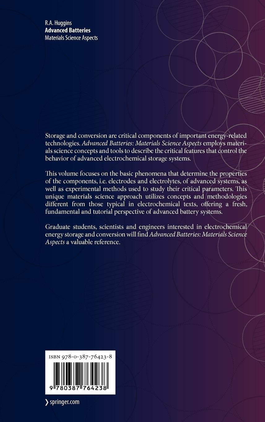 Materials Science Aspects