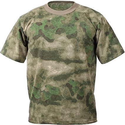 9c98c91a Amazon.com: Camo T-Shirt Military Short Sleeve Tee Army Camouflage Tactical  Uniform Tshirt: Sports & Outdoors