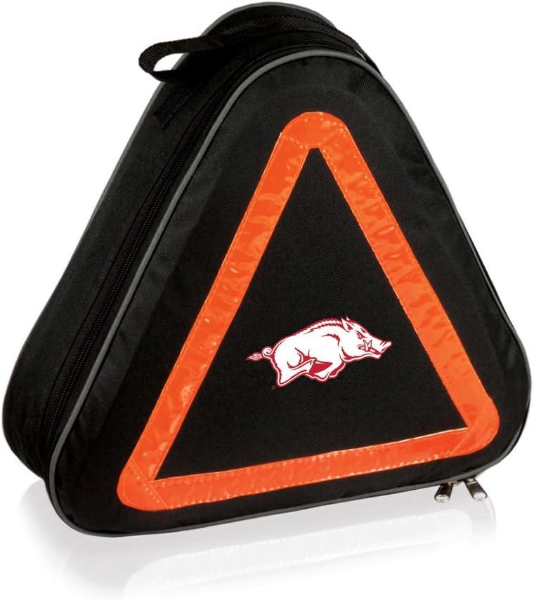 PICNIC TIME NCAA Arkansas Razorbacks Roadside Emergency Kit