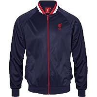 Liverpool FC - Chaqueta de entrenamiento oficial - Para hombre - Estilo retro