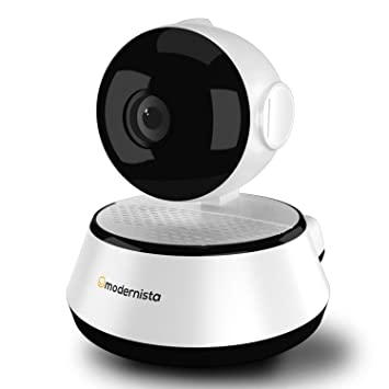 Home Security Ratings >> Modernista Easycam 100 Smart Hd Ip Wireless Home Security Cctv Camera