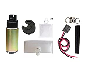 TOPSCOPE FP382068M - Universal In Tank Electric Fuel Pump Installation Kit with Strainer E2068