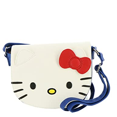 f363e40b4 Amazon.com: Hello Kitty Crossbody Bag: Overalls: Clothing