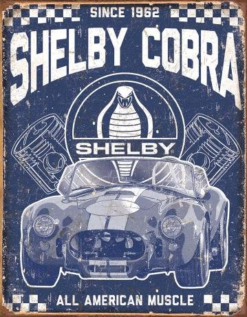 The Finest Website Inc. Shelby Cobra 16