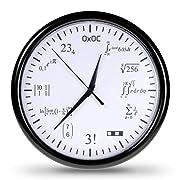 Fare una idea regalo originale ed apprezzata ad una mente matematica non è per niente facile! Ma forse questo elegante orologio potrebbe essere il regalo giusto.